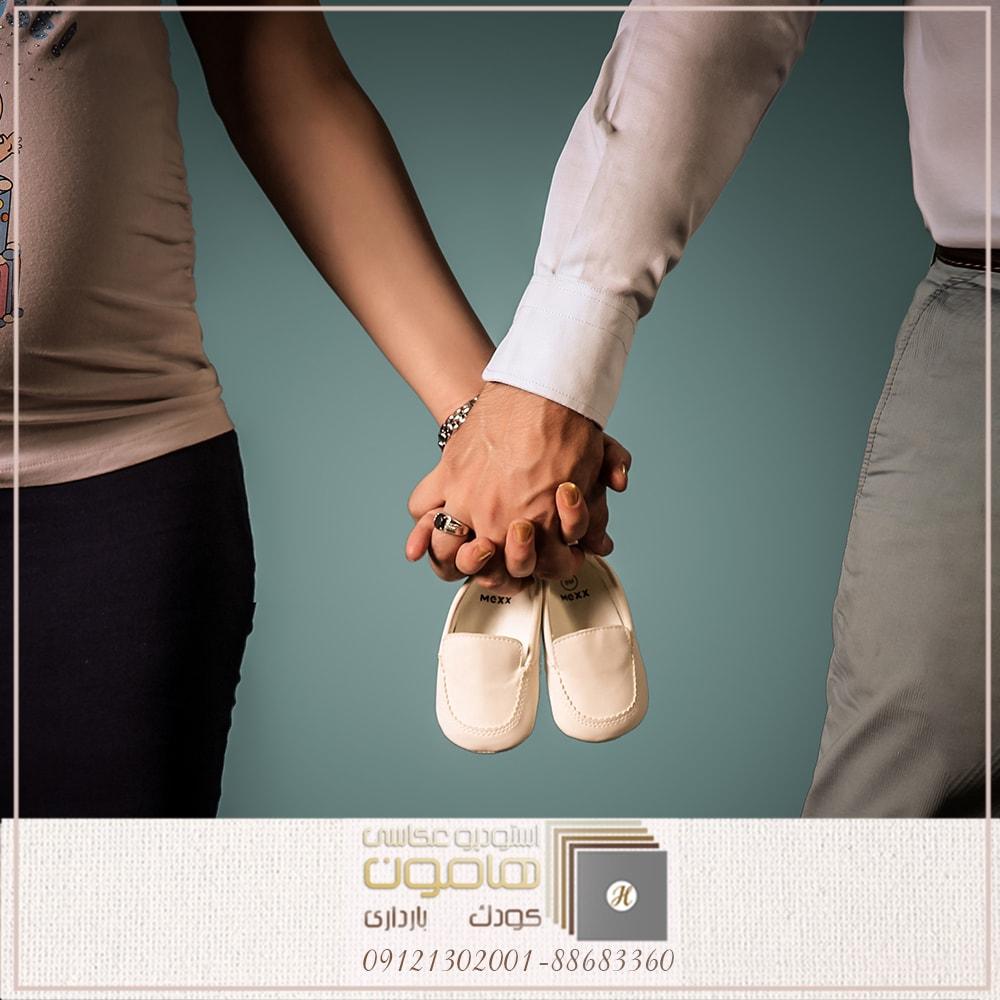 اتلیه بارداری در غرب تهران