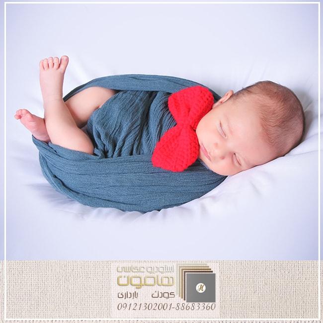 اتلیه نوزاد سه ماهه