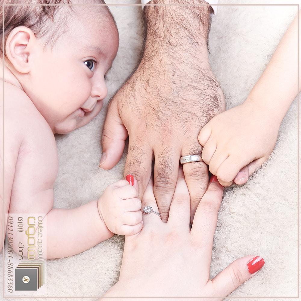 اتلیه نوزاد در غرب تهران