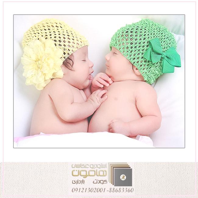 اتلیه نوزاد دو ماهه